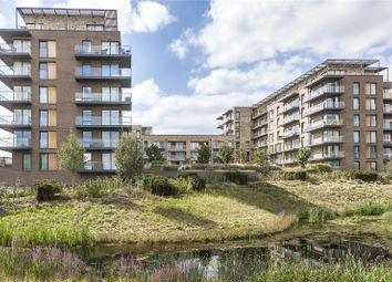Thumbnail 3 bed flat for sale in Merlin Court, 1 Saundby Lane, London
