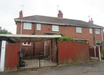 Thumbnail 3 bed semi-detached house to rent in Sherwood Rise, Mansfield Woodhouse, Nottinghamshire