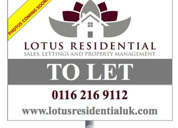 1 bed flat to rent in East Park Road, Evington, Leicester LE5