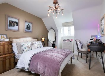 Thumbnail 4 bedroom detached house for sale in St Modwen Homes, Egstow Park, Off Derby Road, Clay Cross, Chesterfield