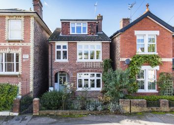 Thumbnail 4 bed detached house to rent in Vale Road, Southborough, Tunbridge Wells