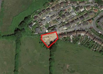 Thumbnail Land for sale in Site For 3 Houses, Dartmouth, Devon
