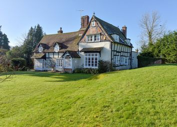 Friars Mead Lane, Evesham WR11. 5 bed detached house for sale