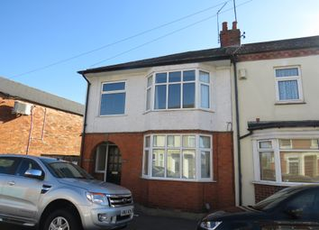 Thumbnail 3 bed end terrace house for sale in Euston Road, Far Cotton, Northampton