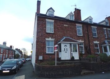 Thumbnail 3 bed end terrace house for sale in Coleshill Road, Atherstone, Warwickshire