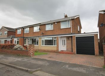 Thumbnail 3 bed semi-detached house for sale in Callander, Ouston, Chester Le Street