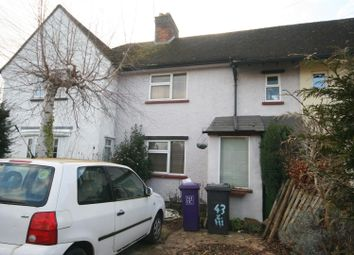 Thumbnail 3 bedroom terraced house for sale in Sunnyside Road, Hitchin