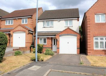 Thumbnail 3 bed detached house to rent in Aster Way, Walsall