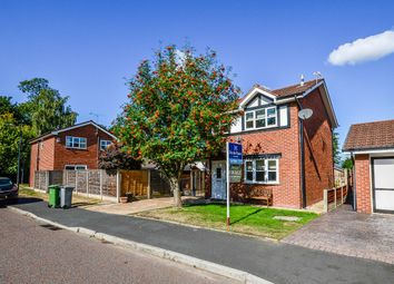 Thumbnail 3 bed detached house for sale in Medway Crescent, Broadheath, Altrincham