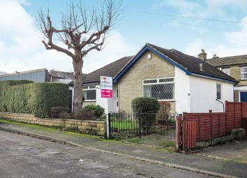 Thumbnail 2 bedroom detached bungalow for sale in Low Ash Crescent, Wrose, Shipley