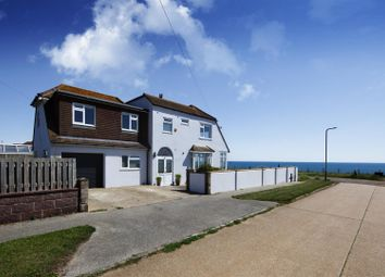 Thumbnail 5 bed detached house for sale in The Promenade, Peacehaven