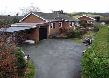 Thumbnail 3 bedroom bungalow for sale in Kimberley, Y Fan, Llanidloes, Powys