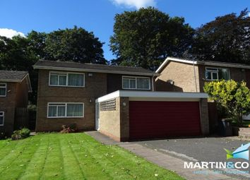 Thumbnail 4 bed detached house to rent in Niall Close, Edgabston