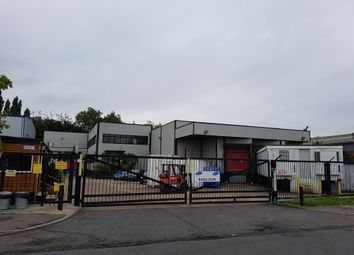 Thumbnail Industrial for sale in Harvey Road, Basildon