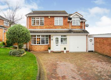 4 bed detached house for sale in Hadrian Drive, Coleshill, Birmingham B46