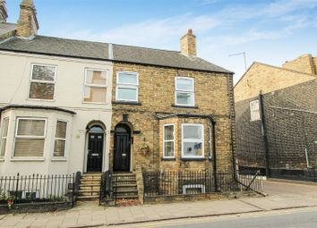 Thumbnail 4 bedroom end terrace house for sale in Ermine Street, Huntingdon