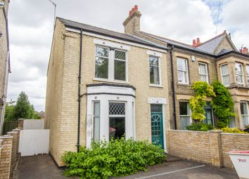 Thumbnail 5 bed semi-detached house for sale in Newmarket Road, Cambridge