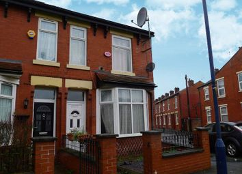 Thumbnail 4 bedroom terraced house for sale in Glencastle Road, Manchester, Greater Manchester