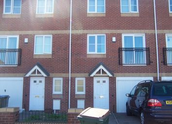Thumbnail 3 bedroom terraced house for sale in Signet Square, Coventry