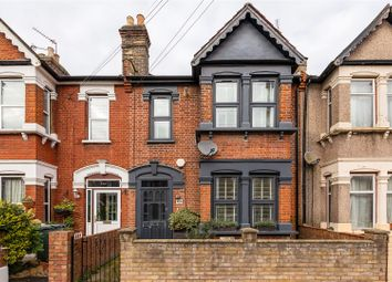 3 bed terraced house for sale in Strone Road, London E12