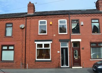 Thumbnail 2 bed terraced house for sale in Newman Avenue, Springfield, Wigan.