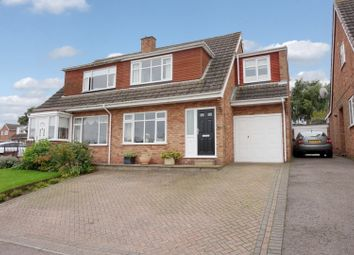 Thumbnail 3 bed semi-detached house for sale in St. Davids Road, Clifton Campville