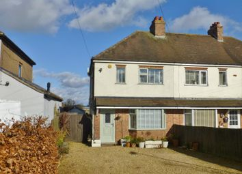 Thumbnail 2 bed terraced house for sale in Somerby Road, Burrough On The Hill, Melton Mowbray