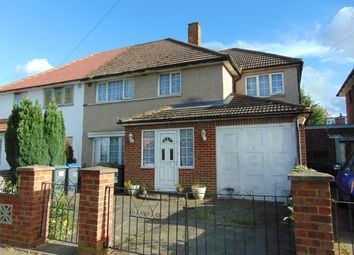 Thumbnail 4 bed semi-detached house for sale in Homestead Way, New Addington