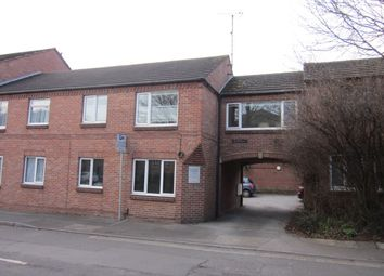 Thumbnail 2 bed flat to rent in Kedleston Rd, Derby