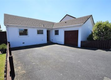 Thumbnail 3 bed detached bungalow for sale in Byron Road, Priory Park, Haverfordwest