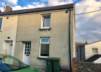 Thumbnail 2 bed end terrace house for sale in Old Park Terrace, Treforest, Pontypridd