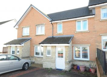 Thumbnail 2 bed terraced house for sale in Clement Drive, Airdrie