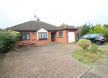 Thumbnail 3 bed bungalow to rent in Wistow Road, Luton
