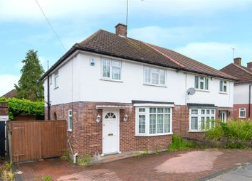Thumbnail 3 bed semi-detached house for sale in Marsh Lane, Stanmore