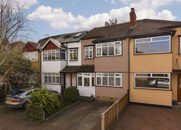 Thumbnail 4 bed terraced house for sale in Cromwell Avenue, New Malden, Surrey
