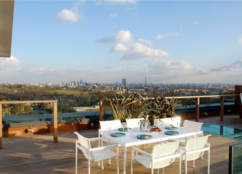 Thumbnail 3 bed penthouse to rent in Boydell Court, St Johns Wood Park, St John's Wood