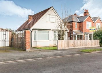 Thumbnail 3 bed bungalow for sale in Beechfield Avenue, Birstall, Leicester, Leicestershire