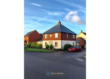 Thumbnail 4 bed detached house to rent in Graham Way, Taunton