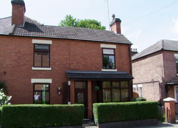 Thumbnail 3 bed semi-detached house for sale in Scalpcliffe Road, Burton-On-Trent