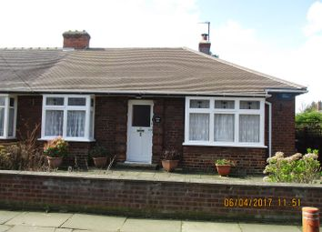 Thumbnail 2 bed semi-detached bungalow for sale in Northgate Road, Middlesbrough