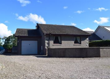 Thumbnail 2 bed bungalow for sale in Aberlour