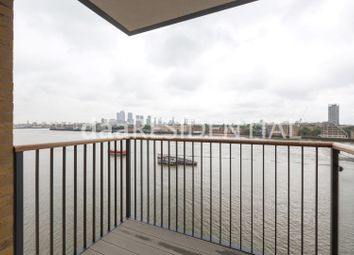 Thumbnail 1 bed flat to rent in Marc Brunel House, 136 Wapping High Street, London