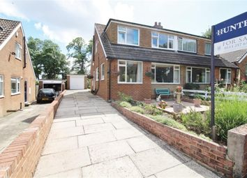 Thumbnail 3 bedroom semi-detached bungalow for sale in Ravens Mount, Pudsey