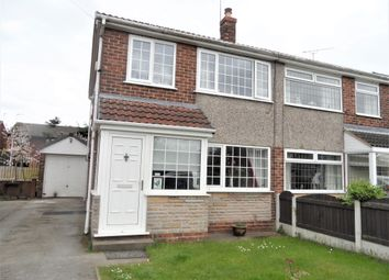 Thumbnail 3 bed semi-detached house for sale in Dalecroft, Carcroft Doncaster