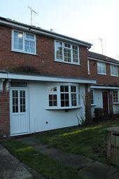 Thumbnail 2 bed terraced house to rent in Saxon Green, Lenton, Nottingham