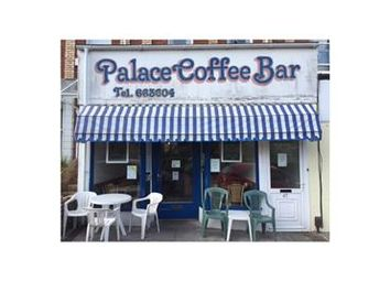 Thumbnail Restaurant/cafe for sale in Palace Coffee Bar, 47 Palace Avenue, Paignton, Devon