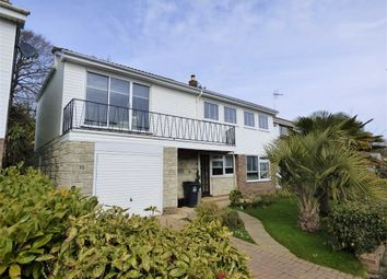 Thumbnail 4 bedroom detached house for sale in Wingard Close, Uphill, Weston-Super-Mare