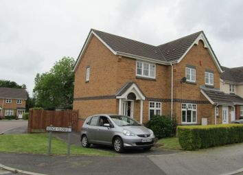 Thumbnail 2 bed semi-detached house to rent in Blackthorn Drive, Ivybridge