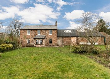 Thumbnail 3 bed farmhouse for sale in Croft House And Separate Building Plot, Little Salkeld, Penrith, Cumbria