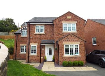 Thumbnail 4 bed detached house for sale in Francis Road, Moss, Wrexham, Wrecsam